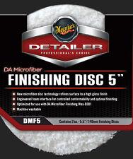 Meguiars DA MicroFibre DMF5 Pad Brand New, Free UK P&P