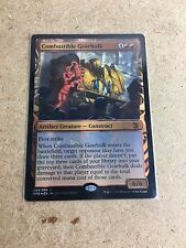 Combustible Gearhulk - Kaladesh Invention (Magic/mtg) Booster fresh FOIL