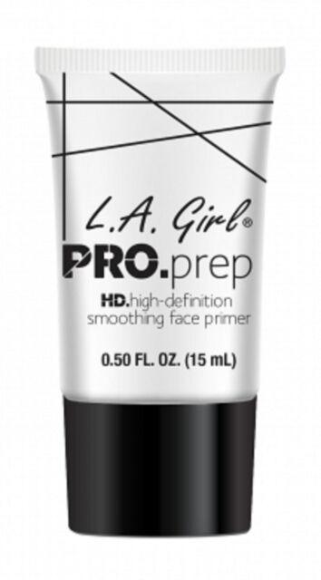 L.A. Girl U.S.A Pro Setting HD Spray Matte Finish/ Pro Smoothing HD Face Primer.