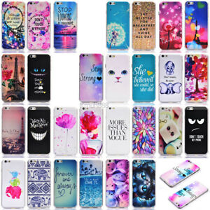 MDWH-Hard-PC-Cover-Case-For-Apple-iPhone-7-6S-6-Plus-Touch-6-5th-Galaxy-S5-S6-S7