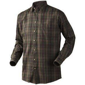 Seeland Pilton Chasse En BrownCarreaux Shirt 14020694308 Faun Tir zUMSVp