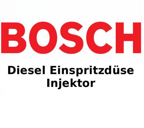 Bosch Diesel Iniettore einspritzduse 0433171798