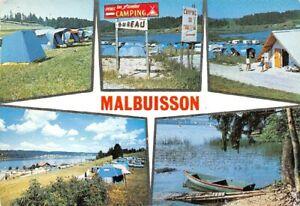 Malbuisson-Centro-Turistico-Camping-A-Playa-Del-Lago-Punto-de-San-Doubs