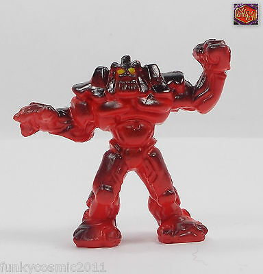 Mighty Max - Lava Lord 2 - Micro Figure - Heroes & Villains - Bluebird Toys 1994