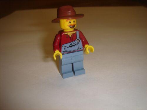LEGO Movie Rescue Reinforcements Hank Haystack Minifigure 70813 new