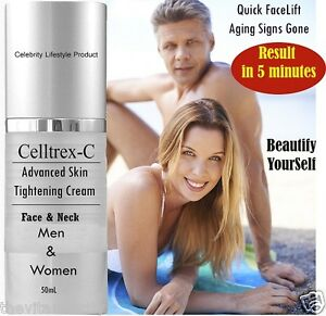 Celltrex-Face-amp-Neck-LIFTING-FIRMING-SKIN-TIGHTENING-Antiwrinkle-CREAM-ALL-SKIN