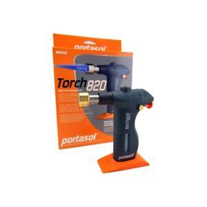 Portasol-HP820-Torch-820-High-Power-Butane-Gas-Blow-Torch-LIMITED-OFFER-DEAL