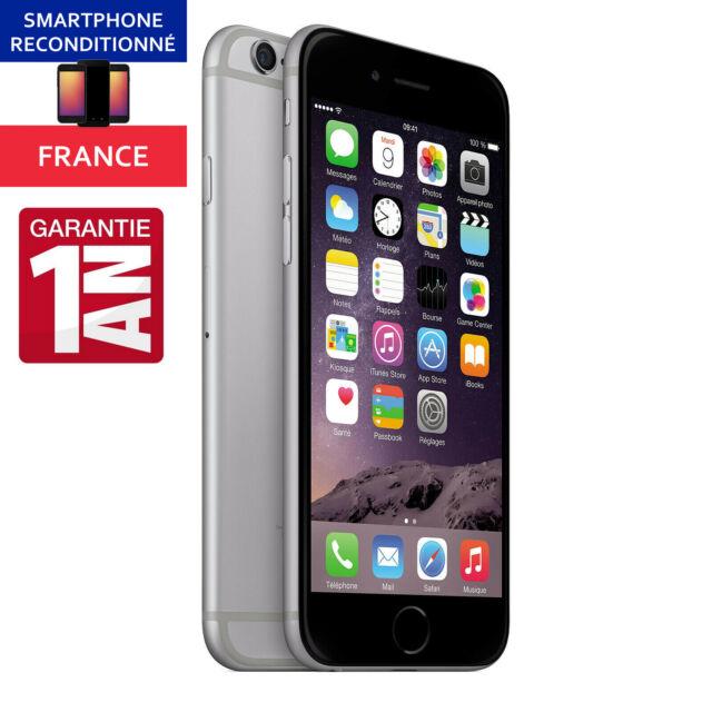 Apple iPhone 6s - 128 Go - Gris Sidéral (Désimlocké)