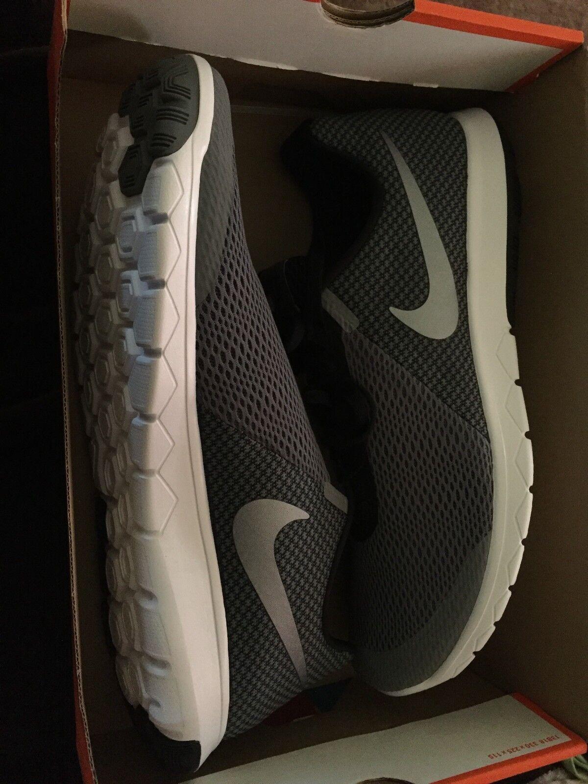Nike Flex Experience RN 6 Men's Running Shoes Gray