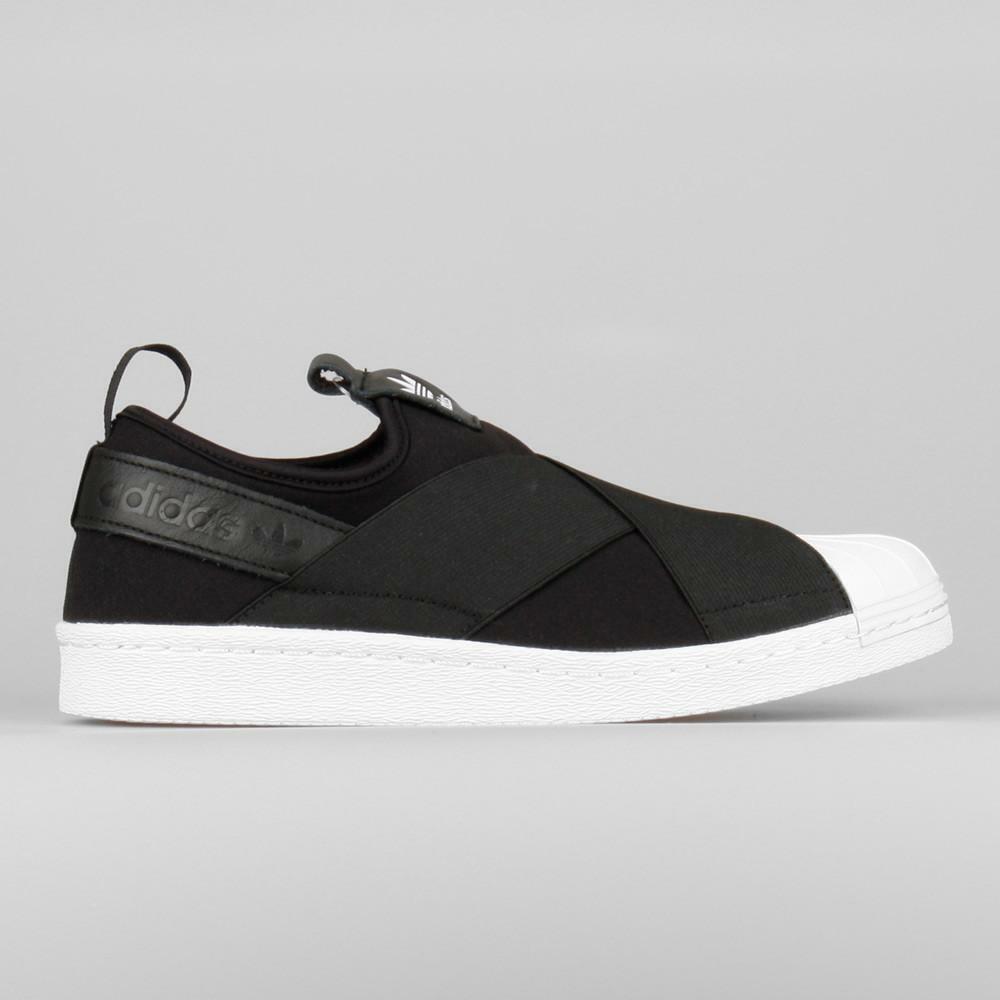 Adidas Adidas Adidas Originals Superstar Slip -On skor ny kvinnor skor s8337  billigare