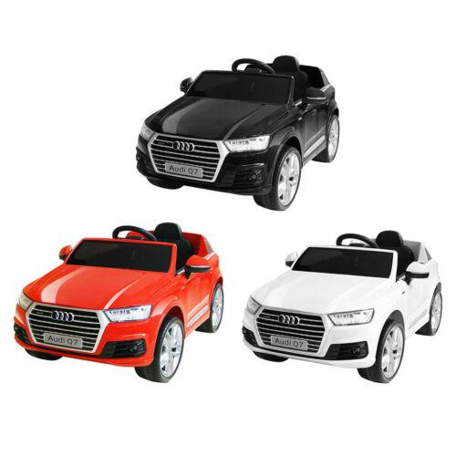 vidaXL Kinder Elektroauto Audi Q7 6V Kinderauto Kinderfahrzeug mehrere Auswahl