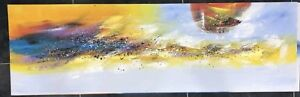 Excellent-amp-Large-Chinese-100-Hand-Painted-Oil-Painting-ZZAL1030T7