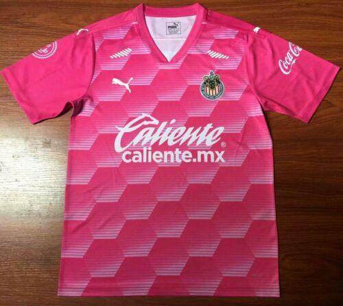 SZ LIGA MX CLUB DEPORTIVO CHIVAS PORTERO // GOALIE ROSITA S.M.L.XL.2XL