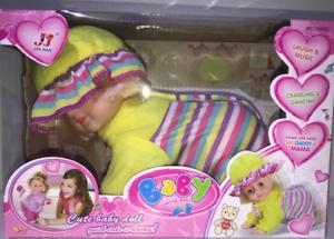 Talking Singing Doll Children/'s Toy Crawling Dancing