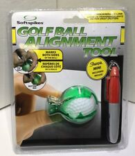 Softspikes BLM8006 Golf Ball Alignment Tool Dbl008