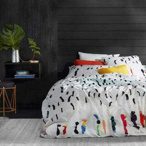 Sheridan Limited Edition Antarctica Quilt Cover Set in Multi