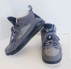 big sale 97eab 0e68c Nike Air Jordan Flight 9 Shoes Grey Black White US Mens Size ...