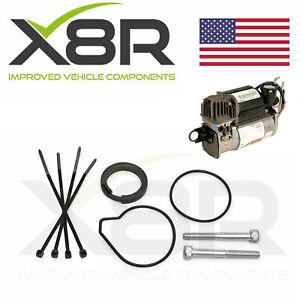 Details about AUDI/MERCEDES/BMW/LAND ROVER/JAGUAR/ WABCO AIR SUSPENSION  COMPRESSOR REBUILD KIT
