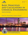 Basic Principles and Calculations in Chemical Engineering by James B. Riggs, David M. Himmelblau (Hardback, 2012)