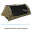 King-Single-Dome-Swag-Darche-Steel-Dusk-To-Dawn-1100-Outdoor-Camp-Freestanding thumbnail 4