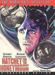 Hatchet-for-the-Honeymoon-DVD-2000-Horror-Brand-New-Factory-Sealed
