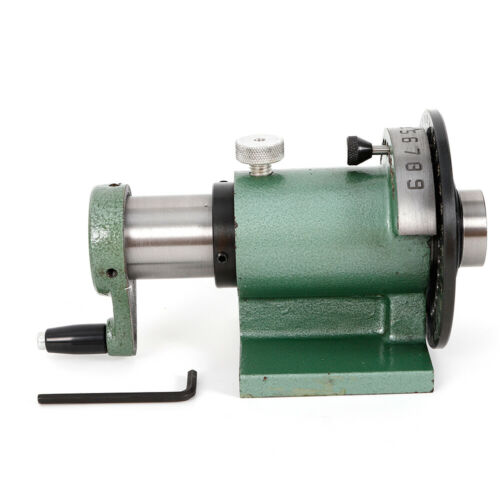 PF70-5C Precision SPIN INDEX fixture drill milling indexing spin FIXTURE COLLET