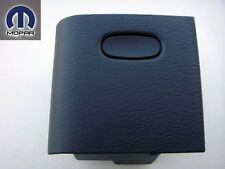 DODGE RAM 2002 - 2005  ASHTRAY HINGED ASH TRAY DOOR RECEIVER BOX DARK GRAY GREY