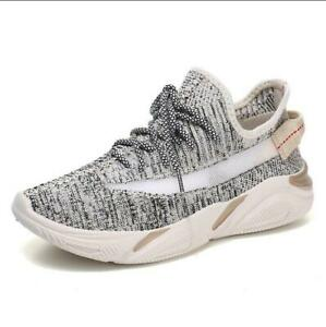 Fashion-Men-039-s-Athletic-Sneakers-Breathable-Sports-Running-Fitness-Casual-Shoes