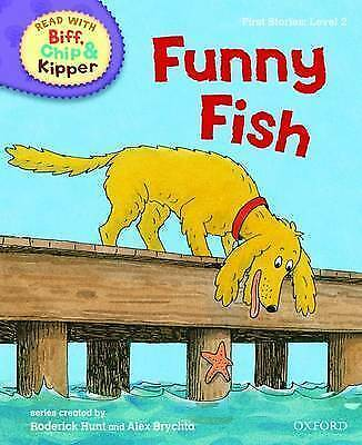1 of 1 - Oxford Reading Tree Read With Biff, Chip, and Kipper: First Stories: Level 2. Fu