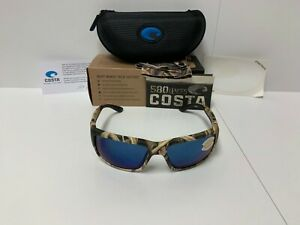 a65a4290f205 Image is loading NEW-Costa-Del-Mar-Fantail-Polarized-Sunglasses-Mossy-