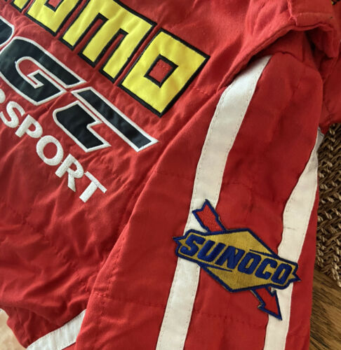 MOMO Nomex Racing Suit SFI CERTIFIED Size 54 RED LIKE
