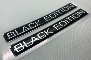 2-pcs-Black-Edition-badge-logo-stickers-Domed-3D-Stickers-Decals