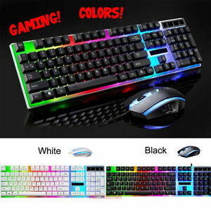 Rainbow-Gaming-Keyboard-And-Mouse-Set-Multi-Color-Changing-Backlight-Mouse-Mice