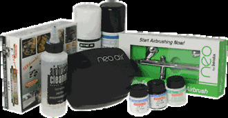 Neo for Iwata Scale Modeller kit