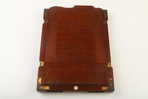 Planfilm Kassette aus Holz - ca. 17x21cm