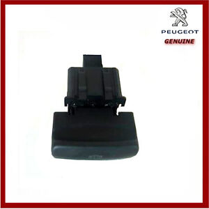 genuine peugeot 3008 5008 electric hand brake switch new 470706 ebay. Black Bedroom Furniture Sets. Home Design Ideas