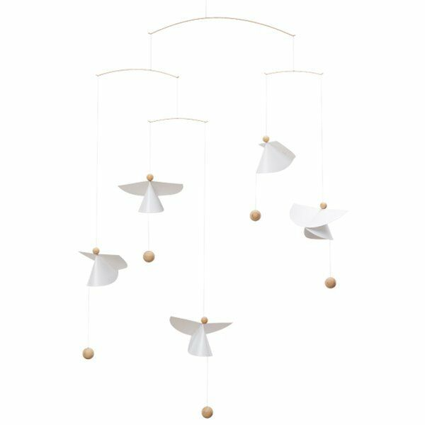 Flensted Flensted Flensted Mobiles Mobile Schutzengel (5 Engel) | Billig ideal
