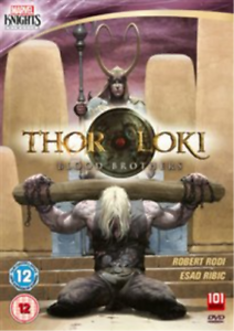 Thor-and-Loki-Blood-Brothers-UK-IMPORT-DVD-NEW