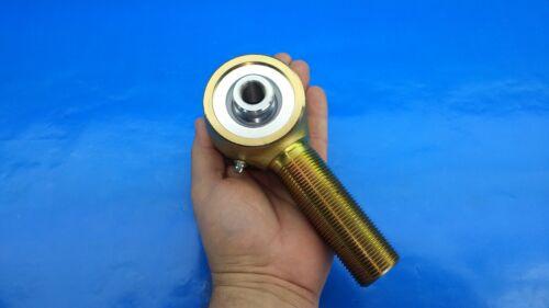 "Flex LH 1-1//4/"" x 9//16 Bore Single End,Chromoly Rod End w// Jam Nut Heim Joints"