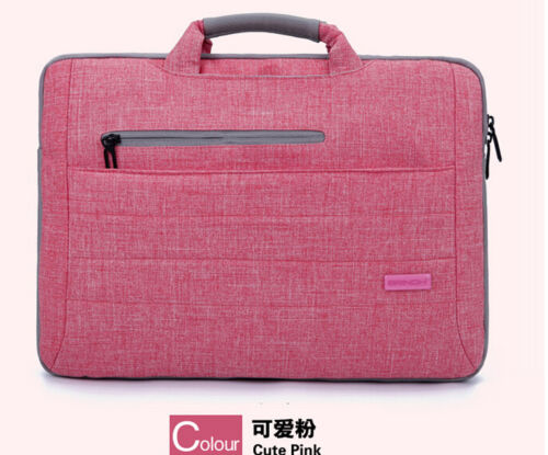 """Laptop Notebook Sleeve Carry Case Cover Bag For 15.6/""""15 inch HP Lenvoe Dell"""