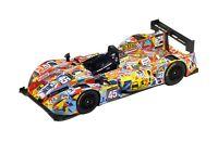 Morgan-nissan Oak Racing 45 Lemans 2013 1/18 By Spark 18s096