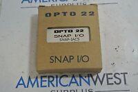 Opto 22 Snap I/o Snap-iac5 - In Box