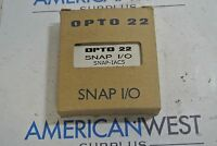 Opto 22 Snap I/o Snap-iac5 - In Box