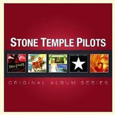 "STONE TEMPLE PILOTS ""ORIGINAL ALBUM SERIES"" 5 CD NEU"