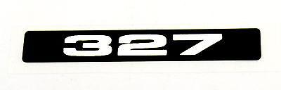 267 Cubic Inch Emblem B Standard