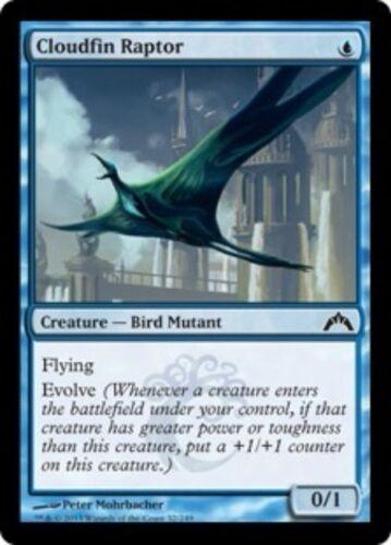 4x Cloudfin Raptor Gatecrash NM