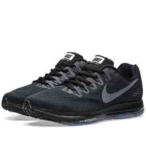 Men s Nike Black Grey Zoom All Out Low Running Shoes 878670 001 New ... 756c00f80b08