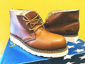 Thorogood Work Boots Steel Toe Safety
