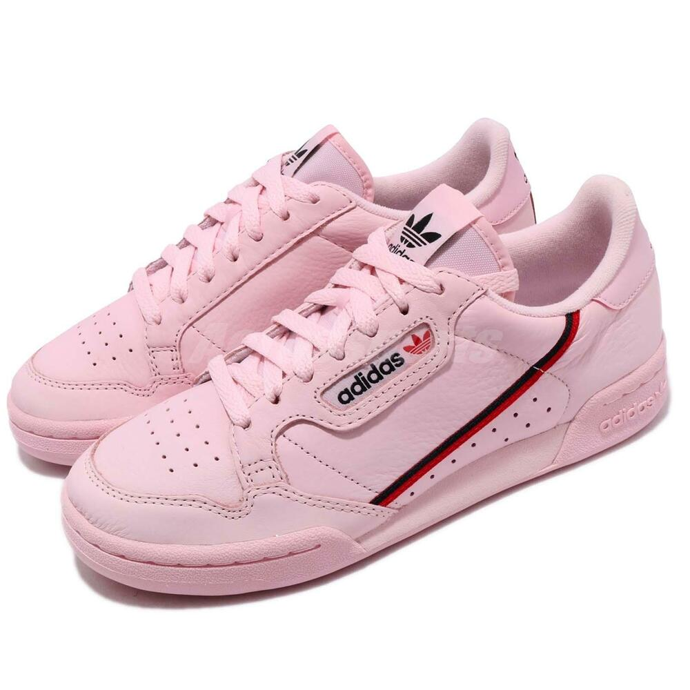 adidas Originals Continental Continental Continental 80 Rose Casual Scarlet Navy homme Femme ea8866