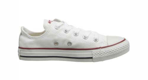 CONVERSE All Star Low Top Optical White Youth Fashion Sneakers 3J256 Girls Shoes